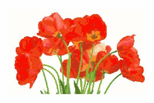 Гоблен - Пролетен букет