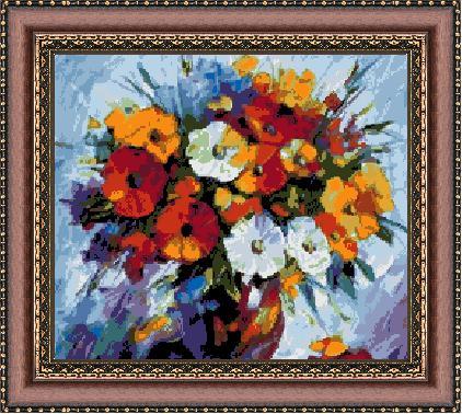 Гоблен - Цветна красота 2