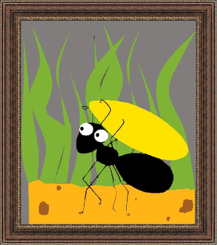 Гоблен - Малката мравка