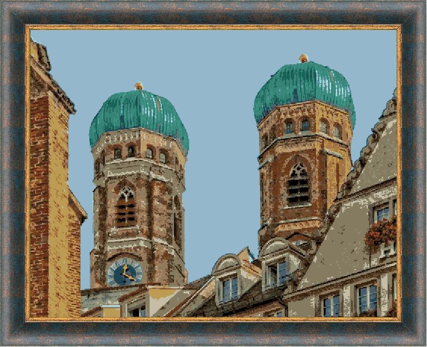 Гоблен - Часовниковата кула