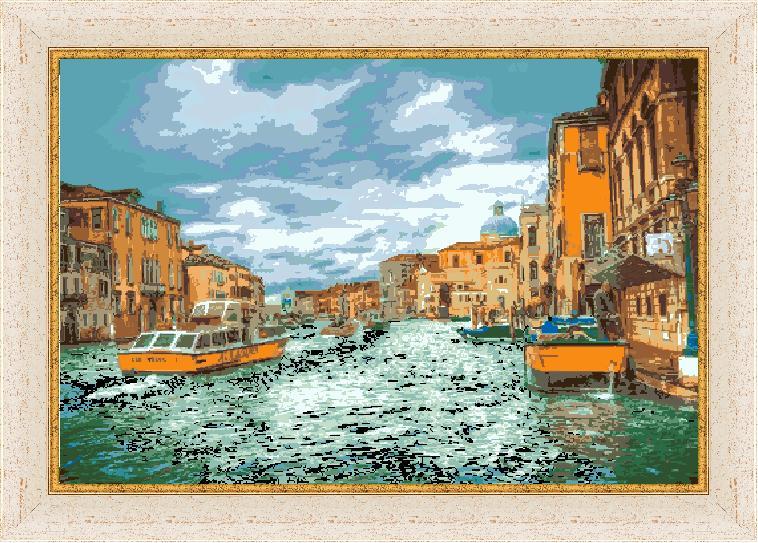 Гоблен - Есен във Венеция