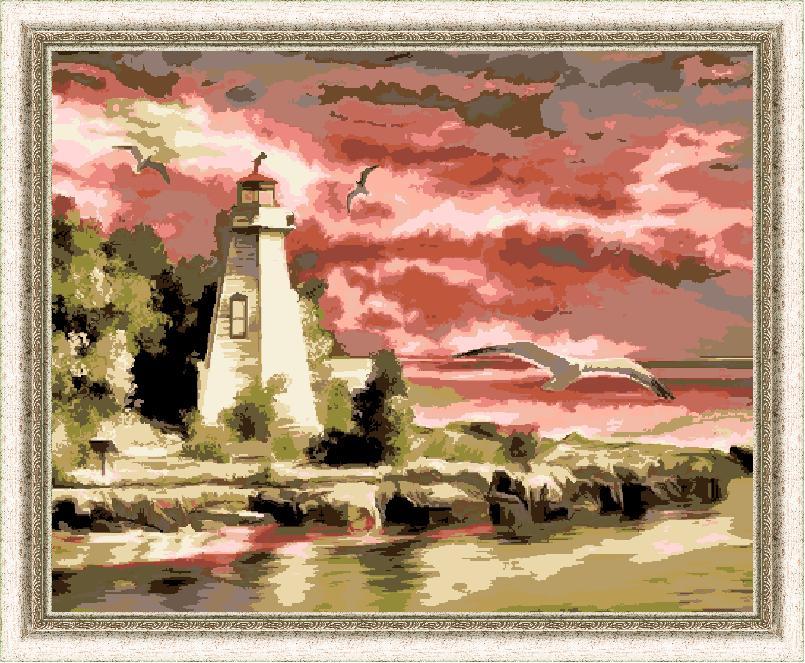 Гоблен - Морски фар
