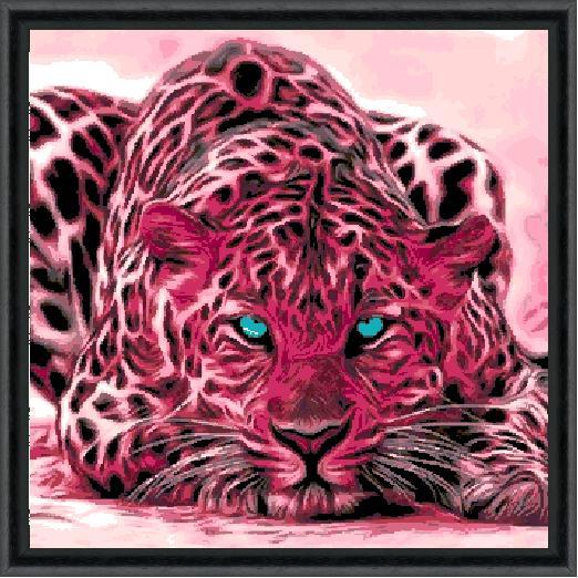 Гоблен - Пантера