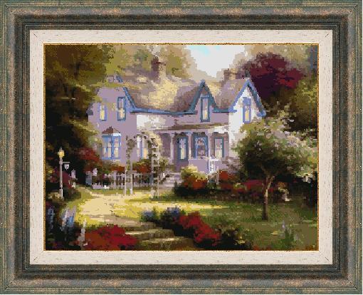 Гоблен - Лятна селска къща
