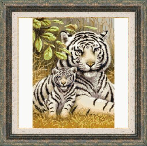 Гоблен - Тигърчета