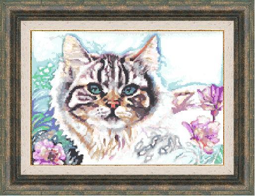 Гоблен - Сладко коте 2