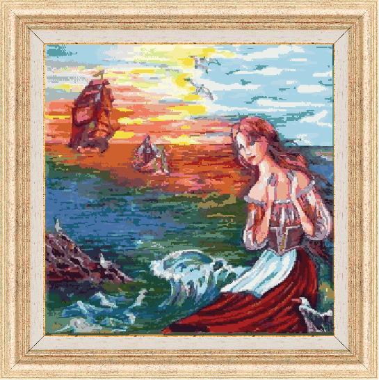 Гоблен - Морска приказка