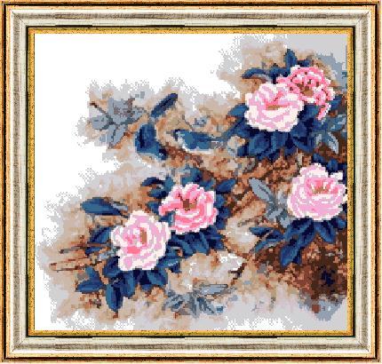 Гоблен - Рози 3