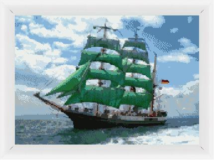 Гоблен - В открито море