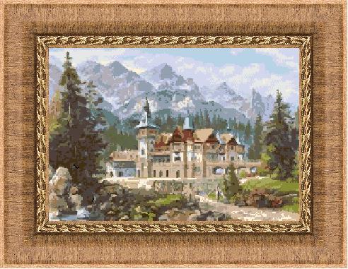 Гоблен - Замъкът