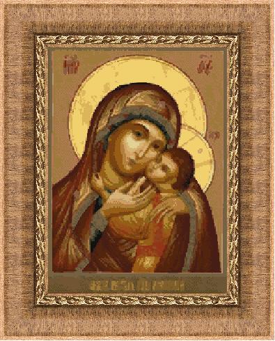 Гоблен - Святата майка