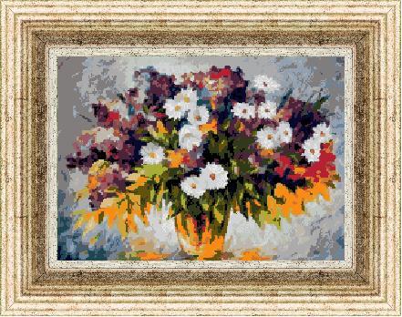 Гоблен - Цветна красота 3