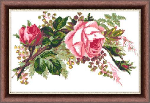 Гоблен - Рози 1