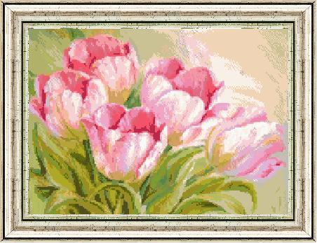 Гоблен - Пролетно събуждане