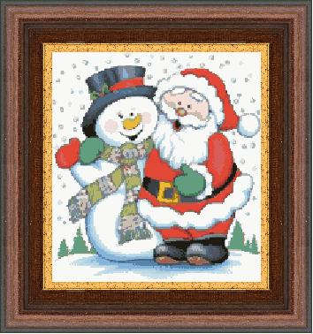 Гоблен - Коледа идва