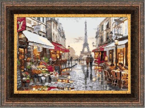 Гоблен - Романтика в Париж
