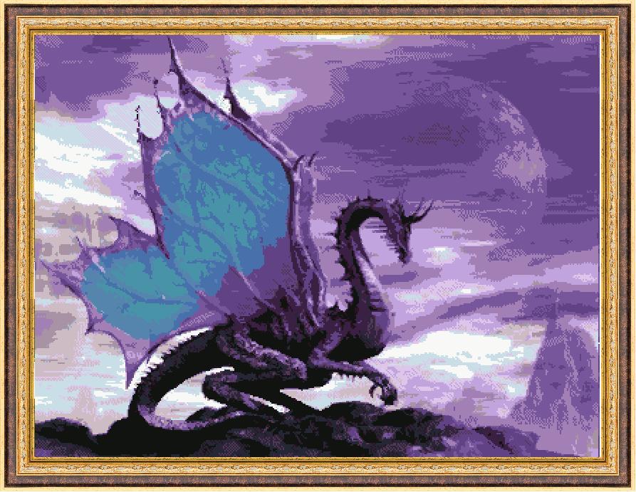 Гоблен - Дракон