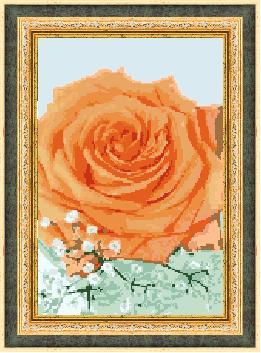 Гоблен - Роза